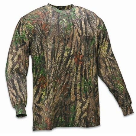 Reactive Camo - Long Sleeve Shirt